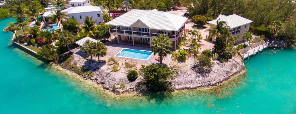 Turks And Caicos Islands Waterfront Luxury Home Resort